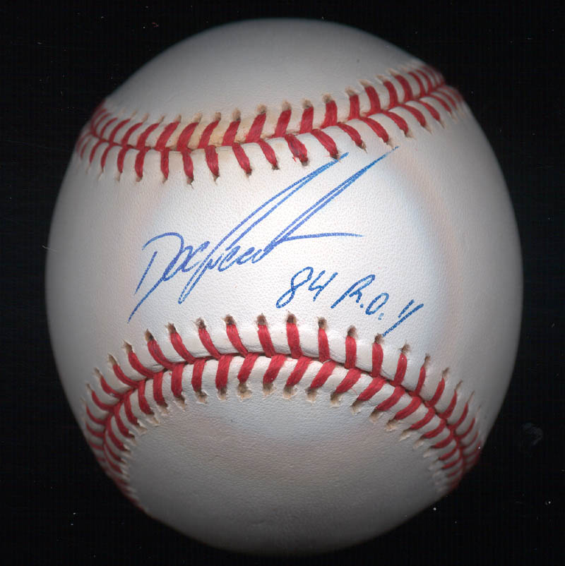 Image 1 for Dwight 'Doc' Gooden - Autographed Signed Baseball - HFSID 269993