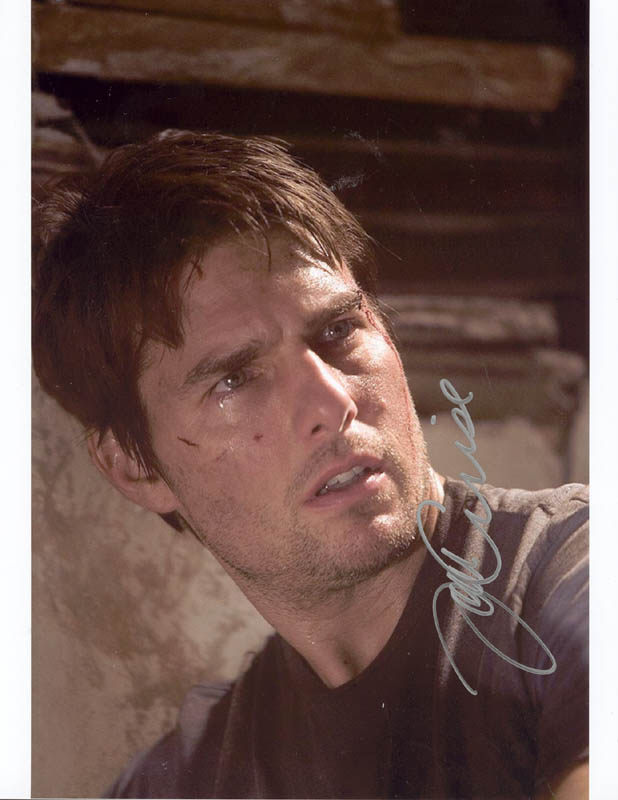Image 1 for Tom Cruise - Autographed Signed Photograph - HFSID 270670