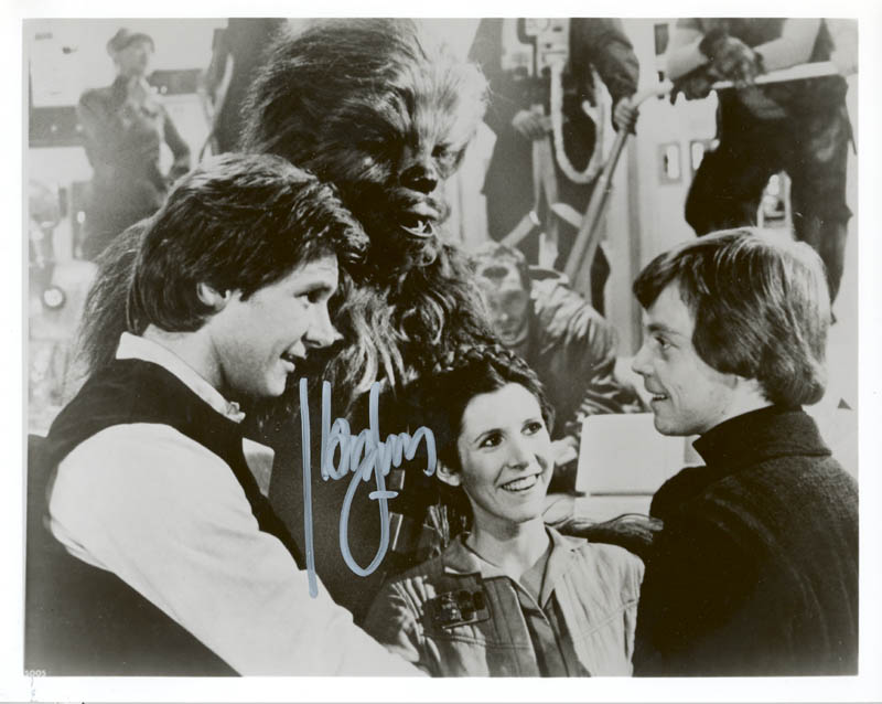 Image 1 for Harrison Ford - Autographed Signed Photograph - HFSID 270678