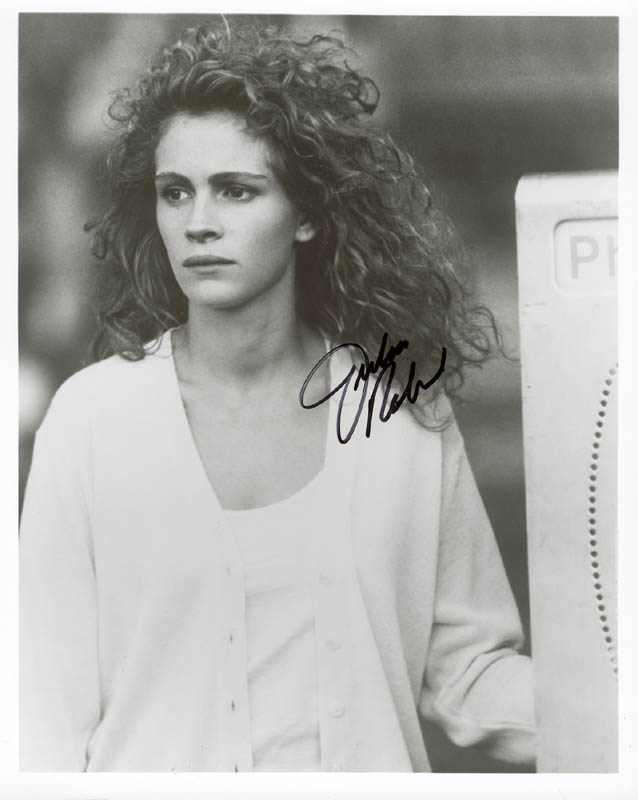 Image 1 for Julia Roberts - Autographed Signed Photograph - HFSID 270692