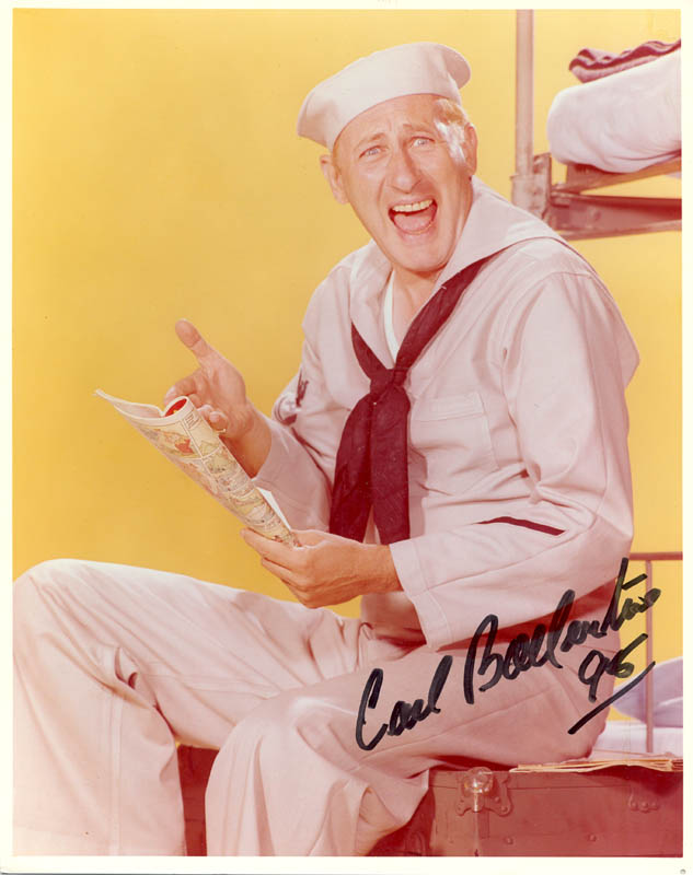 Image 1 for Carl Ballantine - Autographed Signed Photograph 1995 - HFSID 270942