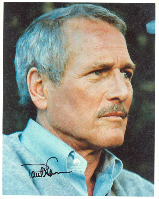 Image 1 for Paul Newman - Autographed Signed Photograph - HFSID 271052