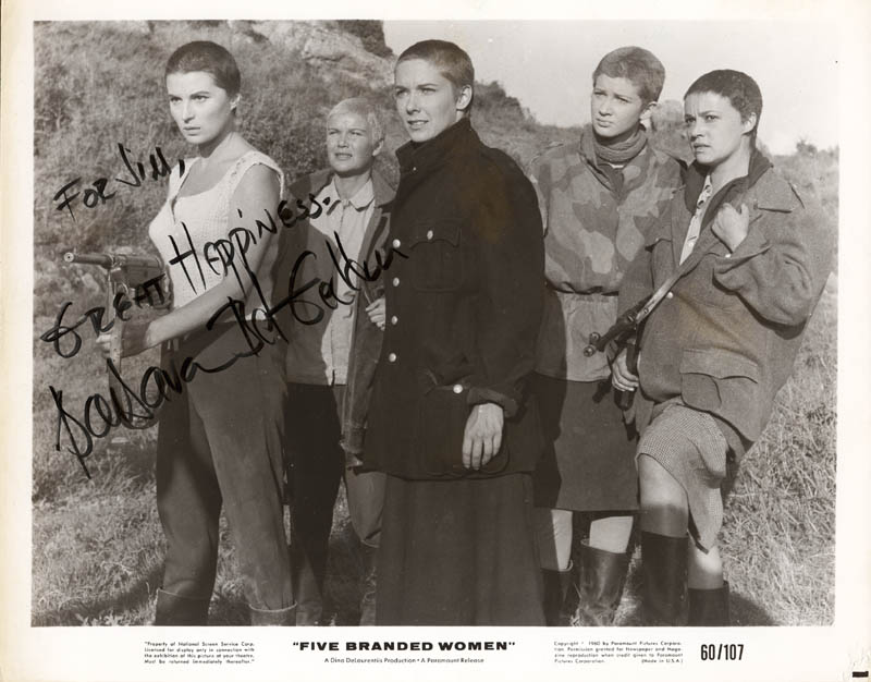 Image 1 for Barbara Bel Geddes - Autographed Inscribed Photograph - HFSID 271490