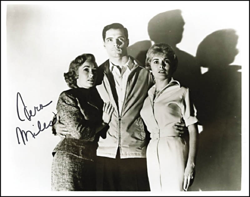 Image 1 for Vera Miles - Autographed Signed Photograph - HFSID 271533