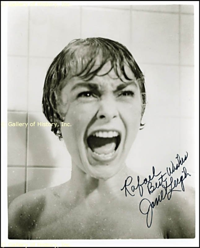 Image 4 for Vera Miles - Autographed Signed Photograph - HFSID 271533