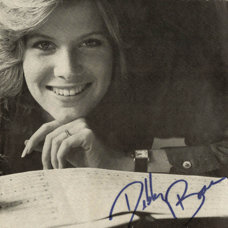 Image 1 for Debby Boone - Magazine Photograph Signed 05/06/1970 - HFSID 27159