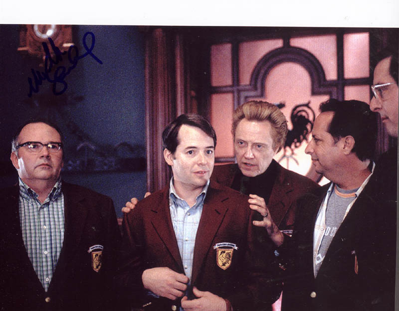 Image 1 for Matthew Broderick - Autographed Signed Photograph - HFSID 271594