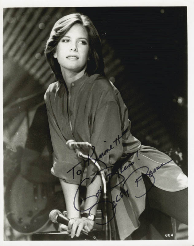 Image 1 for Debby Boone - Autographed Inscribed Photograph - HFSID 27160