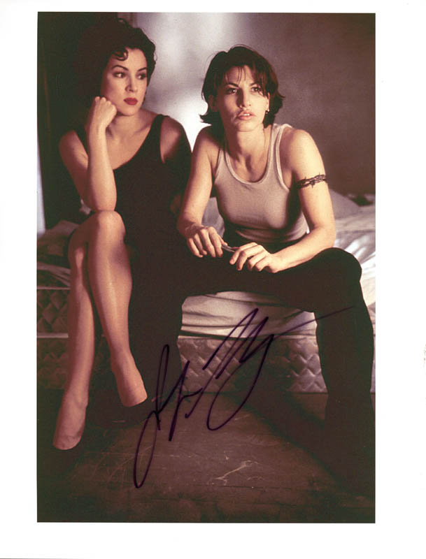 Image 1 for Jennifer Tilly - Autographed Signed Photograph - HFSID 271800