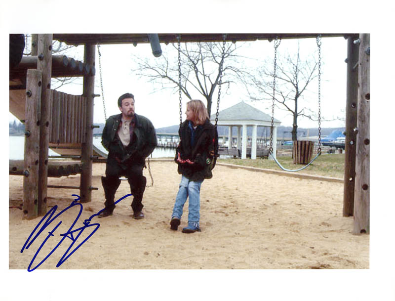 Image 1 for Ben Affleck - Autographed Signed Photograph - HFSID 271804