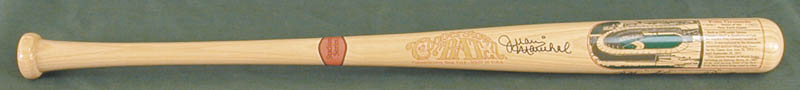 Image 1 for The San Francisco Giants - Baseball Bat Signed with co-signers - HFSID 272091
