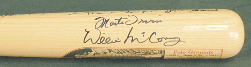 Image 6 for The San Francisco Giants - Baseball Bat Signed with co-signers - HFSID 272091