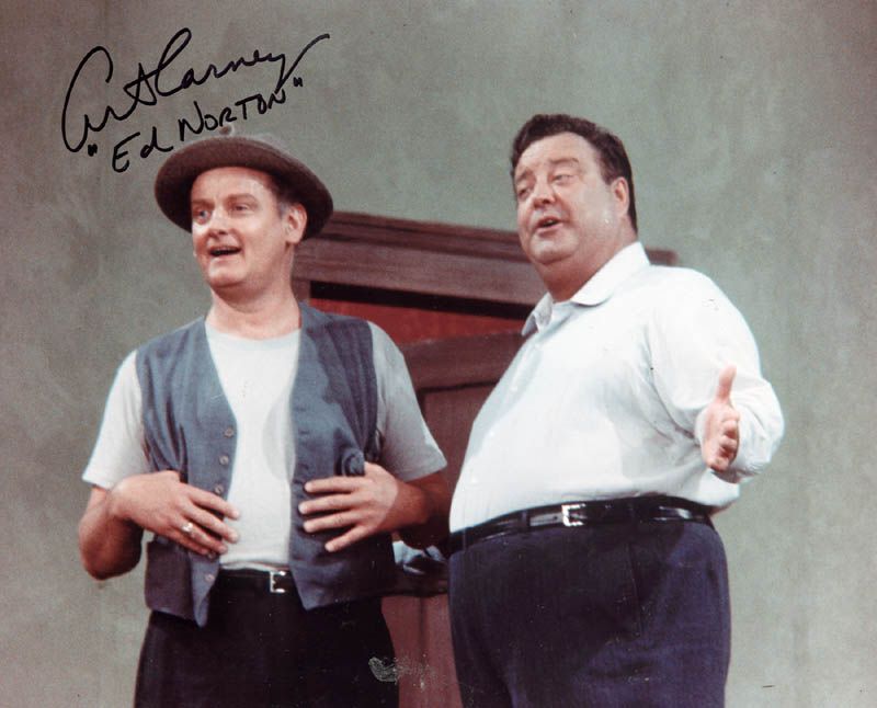 Image 1 for Art Carney - Autographed Signed Photograph - HFSID 272168