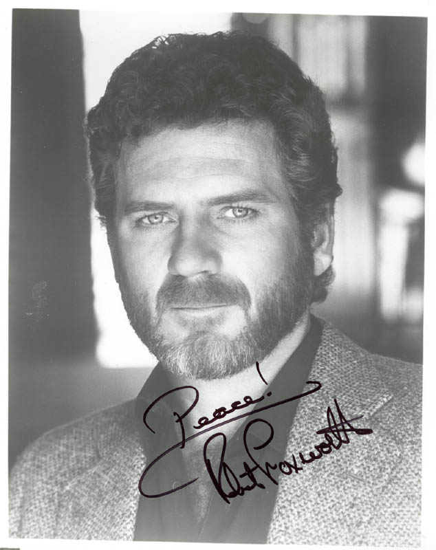 Image 1 for Robert Foxworth - Autographed Signed Photograph - HFSID 272229