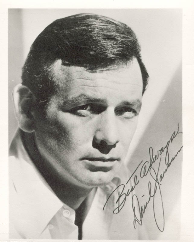 Image 1 for David Janssen - Autographed Signed Photograph - HFSID 272241