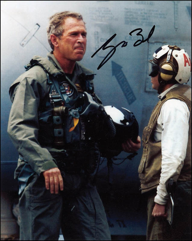 Image 1 for President George W. Bush - Autographed Signed Photograph - HFSID 272430