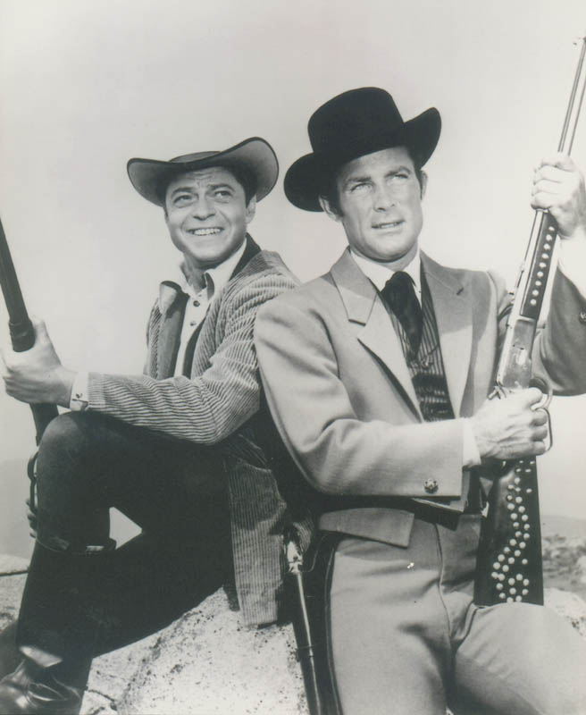 Image 5 for The Wild Wild West TV Cast - Collection with Ross Martin, Robert Conrad - HFSID 272660