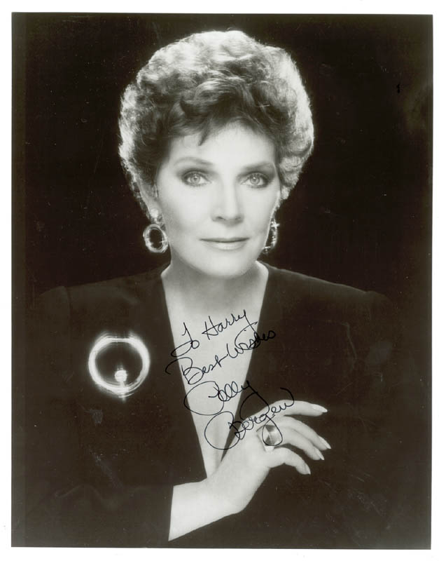 Image 1 for Polly Bergen - Autographed Inscribed Photograph - HFSID 272829