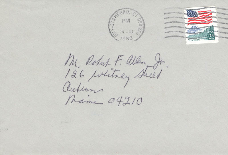 Image 3 for Helen Hull Jacobs - Autograph Letter Signed 07/23/1989 - HFSID 272969
