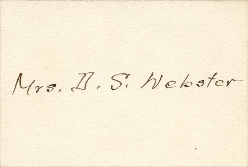 Image 3 for Edna Ferber - Autograph - HFSID 272995