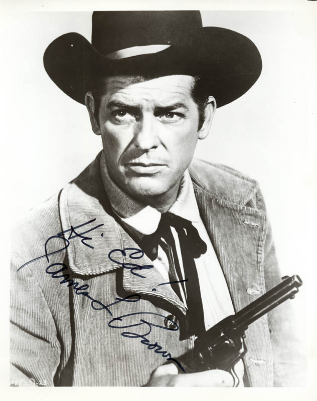 Image 1 for James L. 'Rip' Brown - Autographed Inscribed Photograph - HFSID 273231