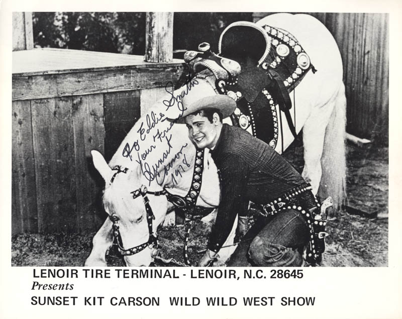 Fred Scott Westerns by Boyd Magers