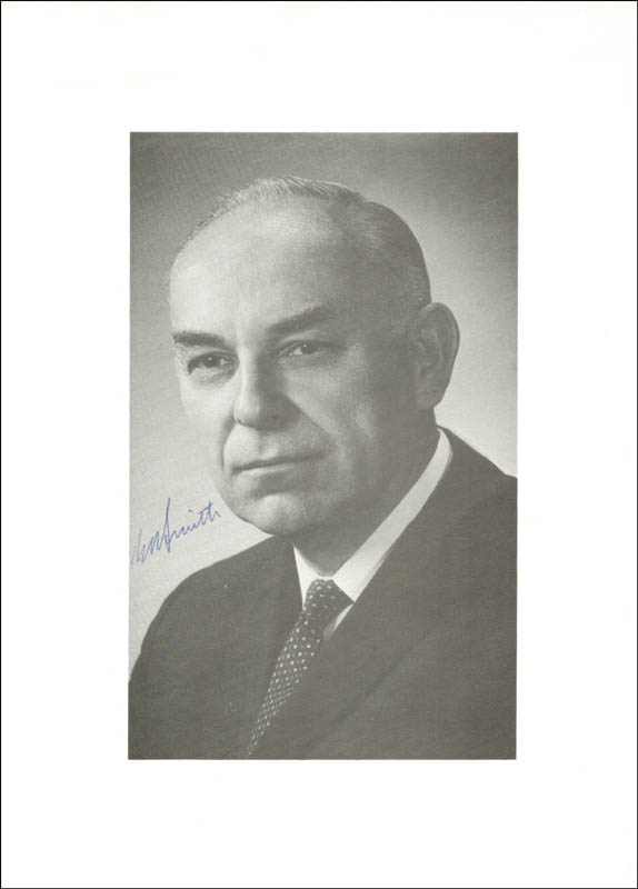 Image 1 for Premier G. I. Smith (Canada) - Autographed Signed Photograph - HFSID 273520
