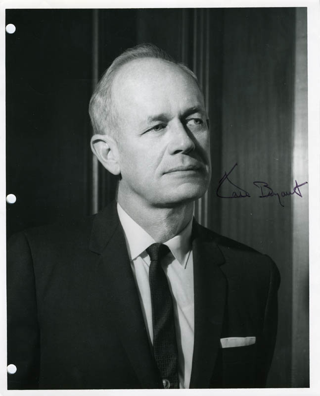 Image 1 for Cecil Farris Bryant - Autographed Signed Photograph - HFSID 273950