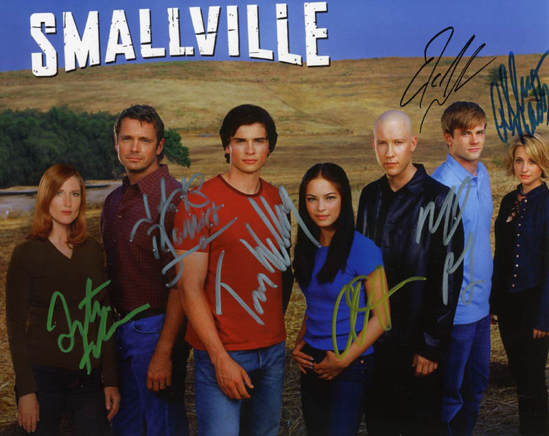 Smallville dating