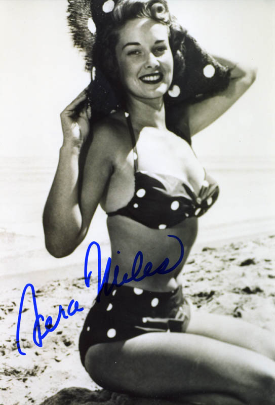 Image 1 for Vera Miles - Autographed Signed Photograph - HFSID 274250