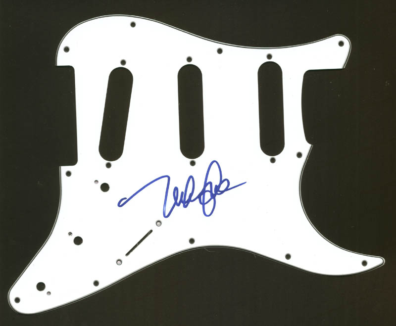 Image 1 for The Beach Boys (Mike Love) - Pick Guard Signed - HFSID 274865