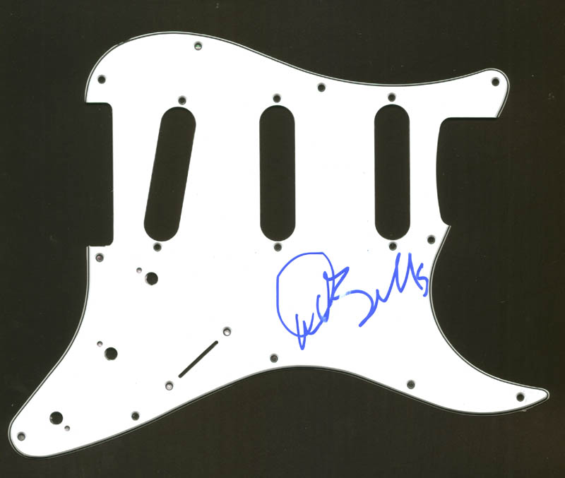 Image 1 for Allman Brothers (Dickey Betts) - Pick Guard Signed - HFSID 274868