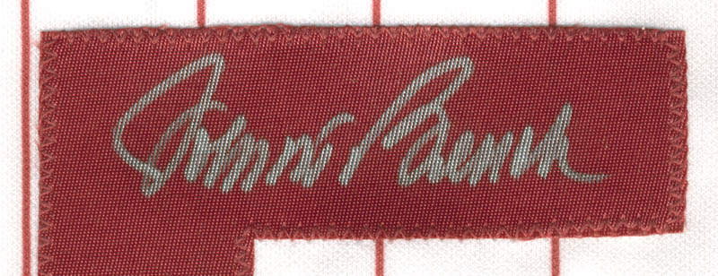 Image 3 for Johnny Bench - Jersey Signed - HFSID 275275