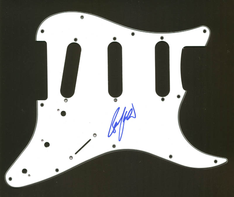Image 1 for Bruce Kulick - Pick Guard Signed - HFSID 275299