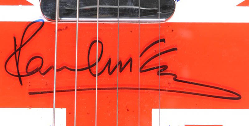 Image 3 for The Beatles (Paul Mccartney) - Guitar Signed - HFSID 275359