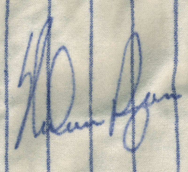 Image 3 for Nolan Ryan - Jersey Signed - HFSID 275408