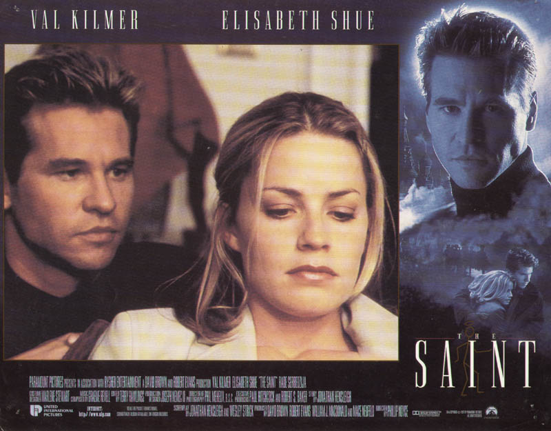 the saint 1997 movie