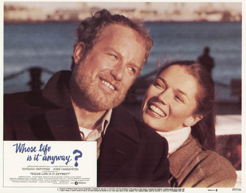 whose life is it anyway movie
