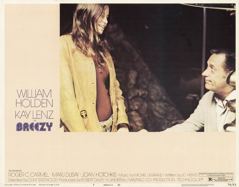 Image 1 for Breezy Movie Cast - Lobby Card Unsigned (Usa) 1973 - HFSID 276000