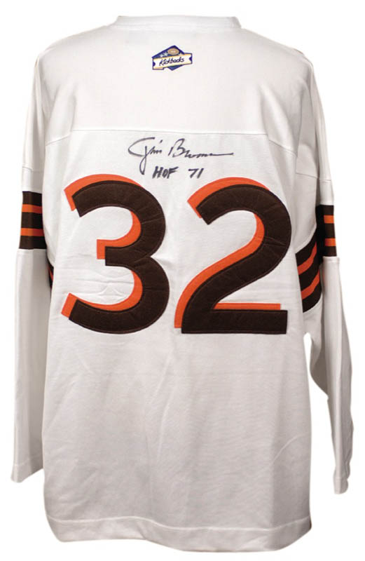 Image 1 for Jim Brown - Jersey Signed - HFSID 276019
