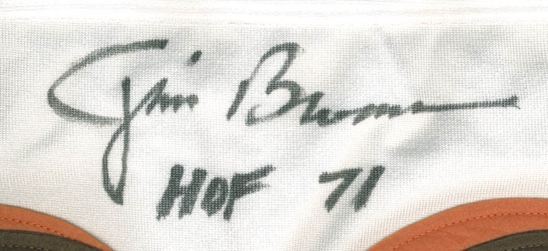 Image 3 for Jim Brown - Jersey Signed - HFSID 276019