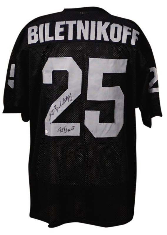 Image 1 for Fred Biletnikoff - Jersey Signed - HFSID 276050
