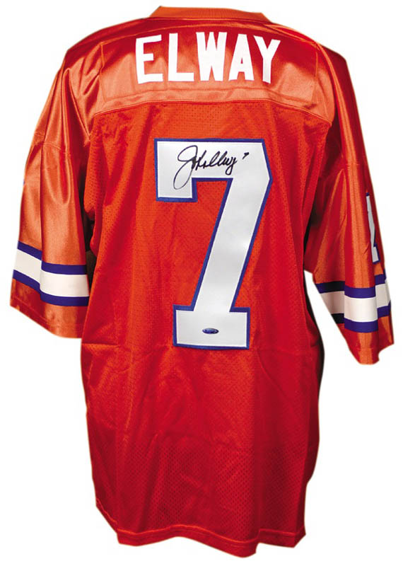 Image 1 for John Elway - Jersey Signed - HFSID 276053