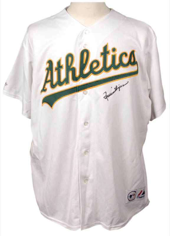 Image 1 for Rollie Fingers - Jersey Signed - HFSID 276054