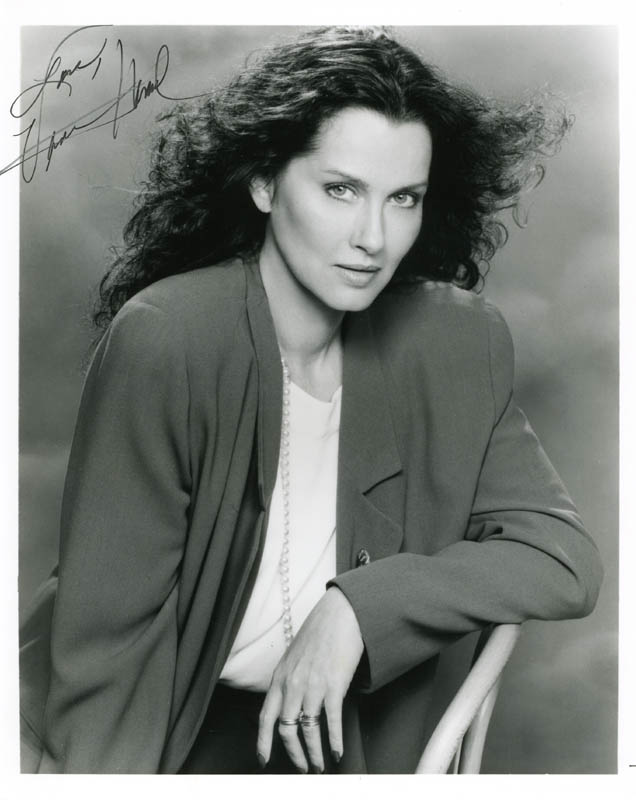 Image 1 for Veronica Hamel - Autographed Signed Photograph - HFSID 276137