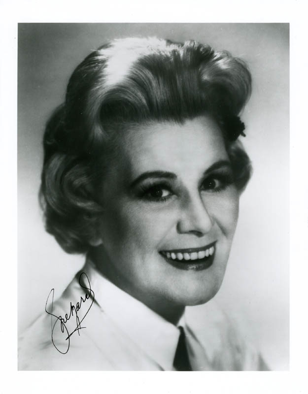 Image 1 for Rose Marie - Autographed Signed Photograph - HFSID 276144