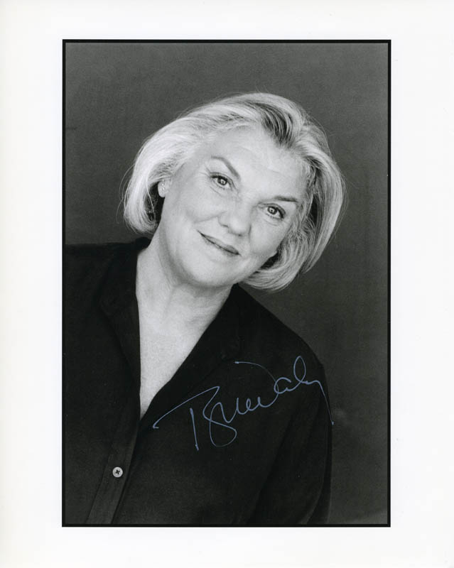 Image 1 for Tyne Daly - Autographed Signed Photograph - HFSID 276146