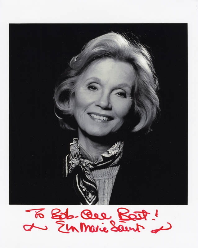 Image 1 for Eva Marie Saint - Autographed Inscribed Photograph - HFSID 276150
