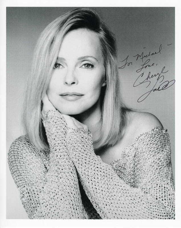 Image 1 for Cheryl Ladd - Autographed Inscribed Photograph - HFSID 276153