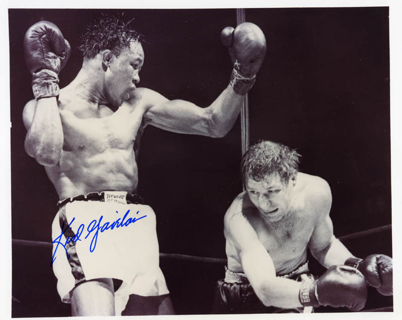 Image 1 for Kid Gavilan - Autographed Signed Photograph - HFSID 276219